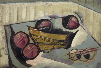 Balcomb Greene Untitled Still Life 1932