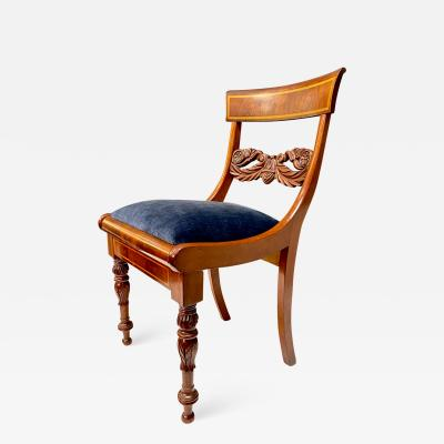 Baltic Neoclassical side Chair