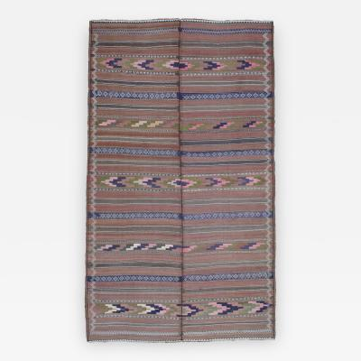 Baluch Two Panel Kilim