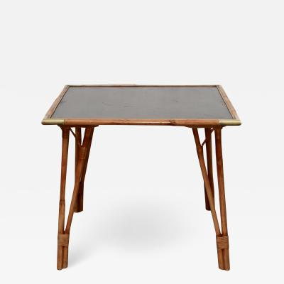 Bamboo middle table