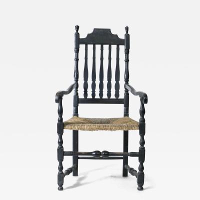 Banister Back Armchair