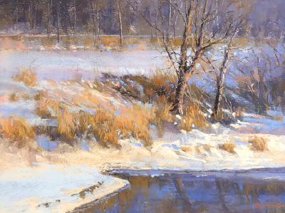Barbara Jaenicke Winter Evening