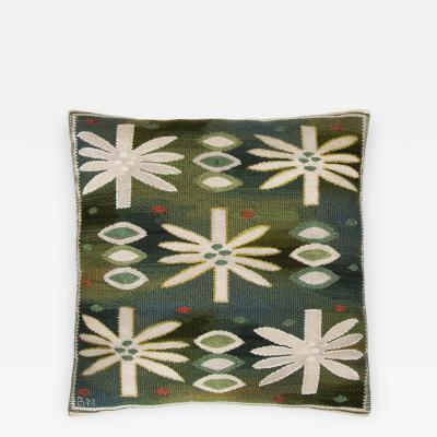 Barbro Nilsson Barbro Nilsson Textile Throw Pillow Water Lillies Nackrosorna
