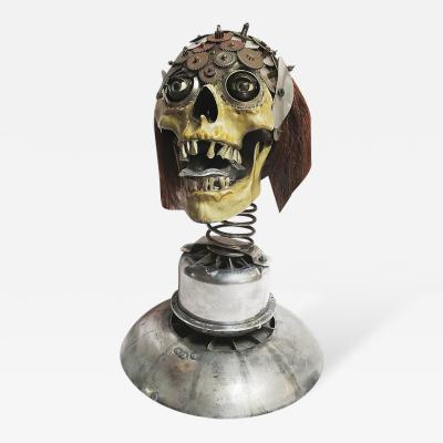 Baron Margo Lifesize Bobbing Head Sculpture