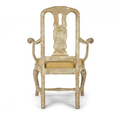 Baroque Swedish Armchair