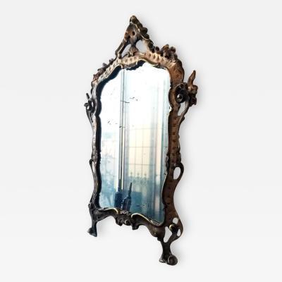 Baroque mirror 1950s
