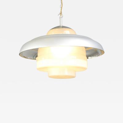 Bauhaus Pendant Light By Mithras Circa 1930s