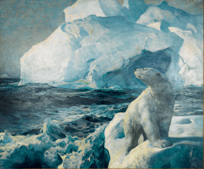 Frederick Judd Waugh 70 Degrees North