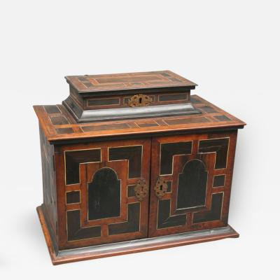 Beautiful 18th Century Walnut Cabinet