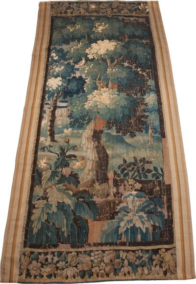 Belgian 18th Century Tapestry Panel