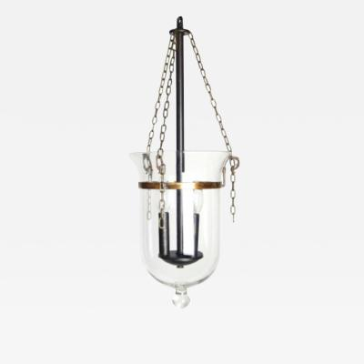 Bell Jar Light Fixture