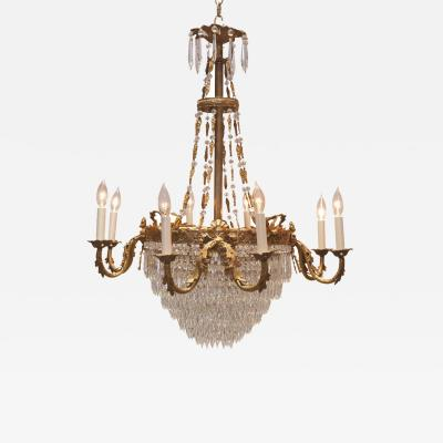 Belle Epoque Chandelier