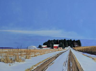 Ben Bauer County Road 4 Farmstead