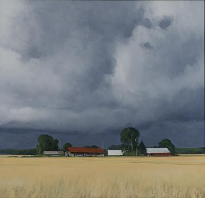 Ben Bauer Door County Wheat and Weather