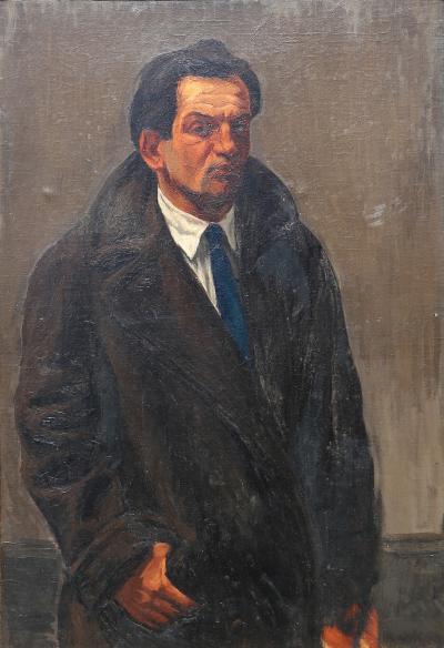 Ben Benn Self Portrait