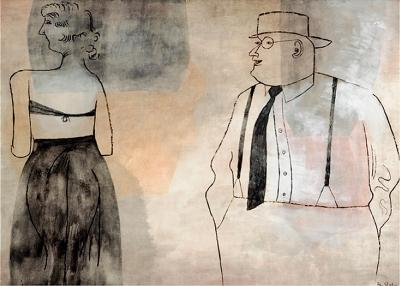 Ben Shahn Suzanna and the Elders