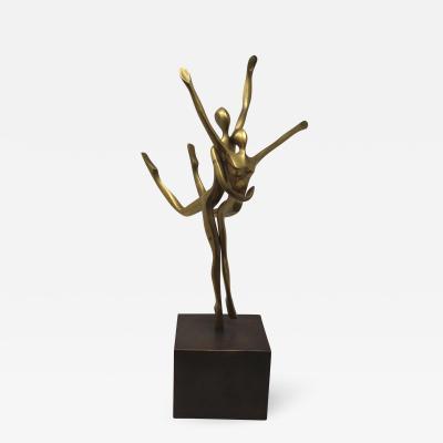 Ben Zion Avivi Dancers Bronze