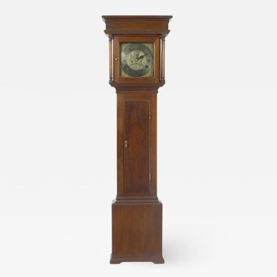Benjamin Chandlee Sr A Chester County Pennsylvania tall clock by Benjamin Chandlee Sr
