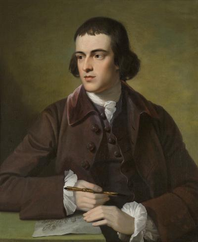Benjamin West Portrait of Booth Grey