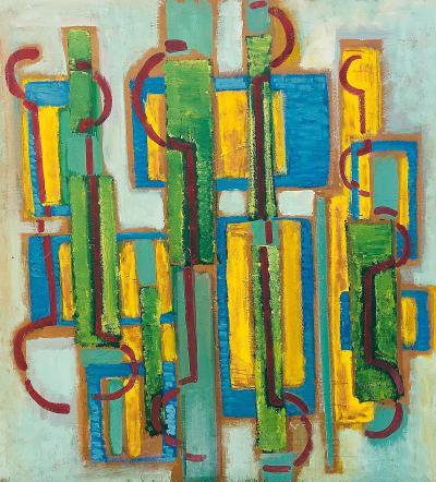 Benjamin Wilson Untitled