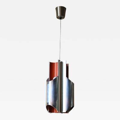 Bent Karlby 1960s Danish Pendant by Bent Karlby for Lyfa