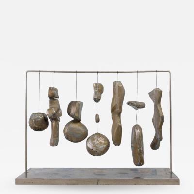 Bent S rensen Abstract Kinetic Sculpture by Bent Sorensen