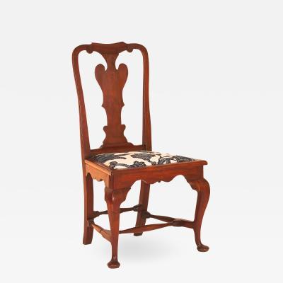 Bermuda Red Cedar Queen Anne Side Chair