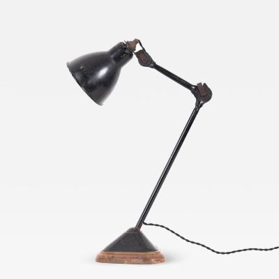 Bernard Albin Gras Gras Ravel 207 Model Adjustable Table Lamp