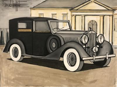Bernard Buffet Rolls Royce 1937