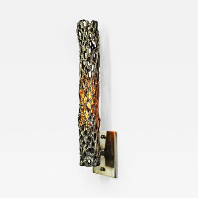 Bernard Figueroa Light Sculptures Cholla Wall Sconce