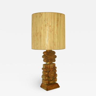 Bernard Rooke Bernard Rooke Studio Ceramic Table Lamp 1978