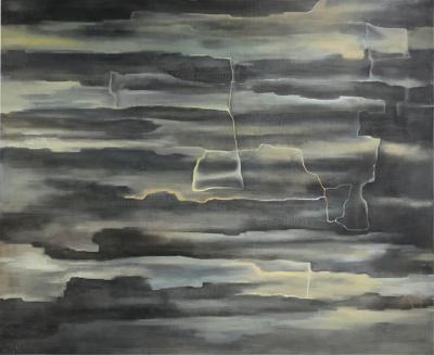 Bernard Saby Bernard Saby Abstract Composition circa 1965
