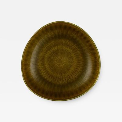 Berndt Friberg Berndt Friberg 1899 1981 for Gustavsberg Studiohand Bowl in glazed stoneware
