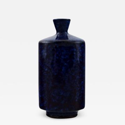 Berndt Friberg Ceramic vase Modern Swedish design