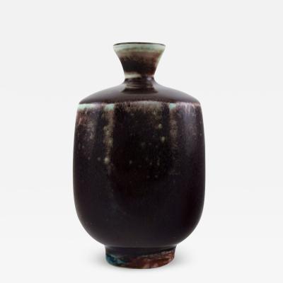 Berndt Friberg Ceramic vase unique