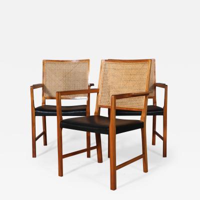 Bernt Petersen Bernt Pedersen Mahogany armchair W rtz furniture joinery