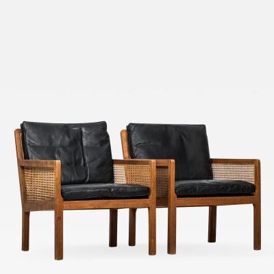 Bernt Petersen Bernt Petersen Easy Chairs