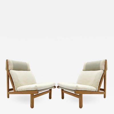 Bernt Petersen Bernt Petersen Lounge Chairs 1970
