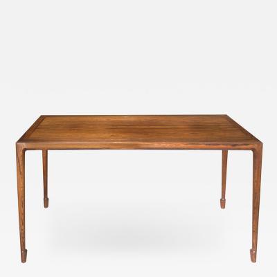 Bernt Petersen Rosewood Table