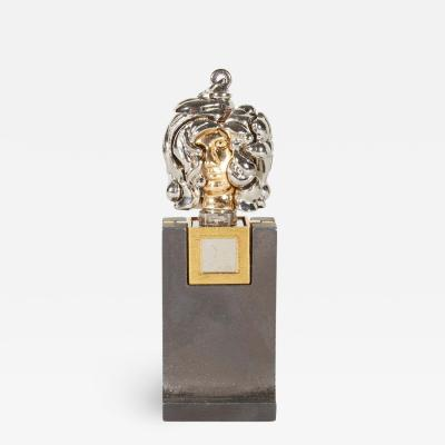Berrocal Micro Micheline X Opus 139 Pendant Sculpture Stand