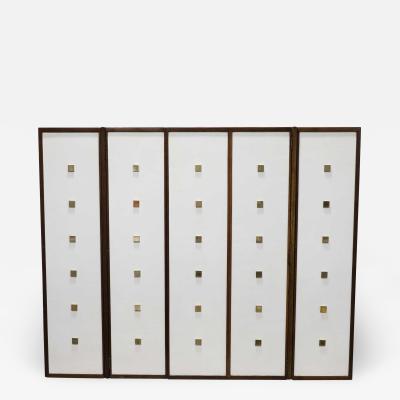 Bert England Hanging Wall Cabinet by Bert England