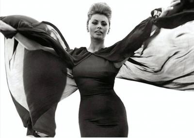 Bert Stern Sophia Loren