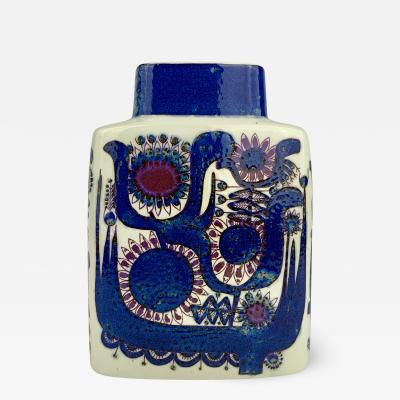 Berte Jessen Berte Jessen Royal Copenhagen Blue Flowers Pillow Vase