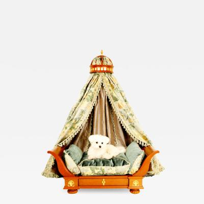 Bespoke Pet Beds Sleigh 1 Epnos Architecture for Pets
