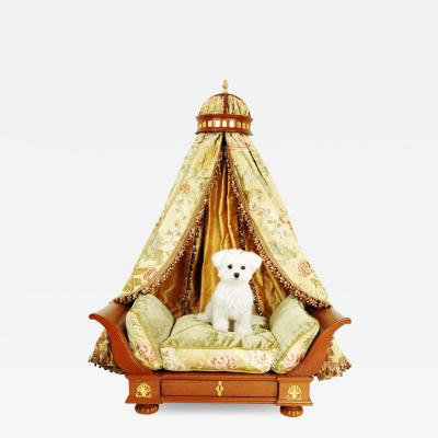 Bespoke Pet Beds Sleigh 2 Epnos Architecture for Pets
