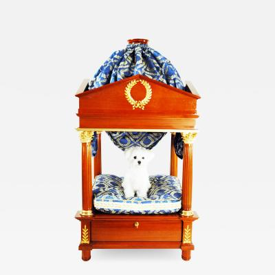 Bespoke Pet Beds Temple Epnos Architecture for Pets