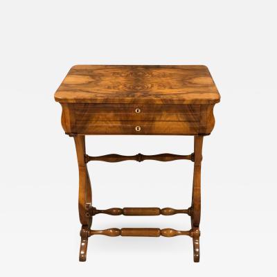 Biedermeier Sewing Table South German 1820