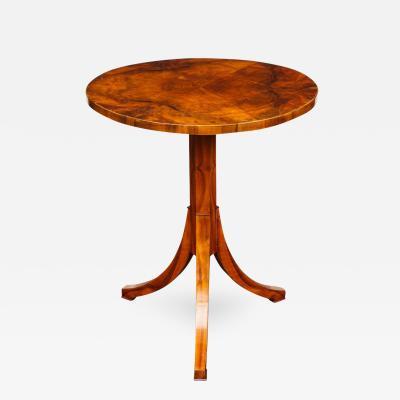 Biedermeier Tripod Table