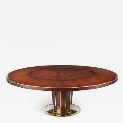 Bill Sofield Dining Lazy Susan Table by Baker