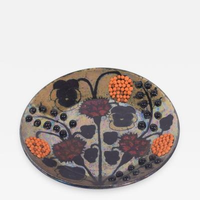 Birger Kaipiainen Ceramic Dish by Birger Kaipiainen for Arabia